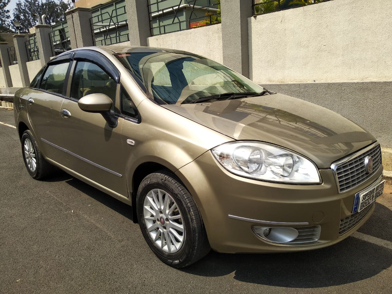 2012 Used FIAT LINEA DYNAMIC 1.3