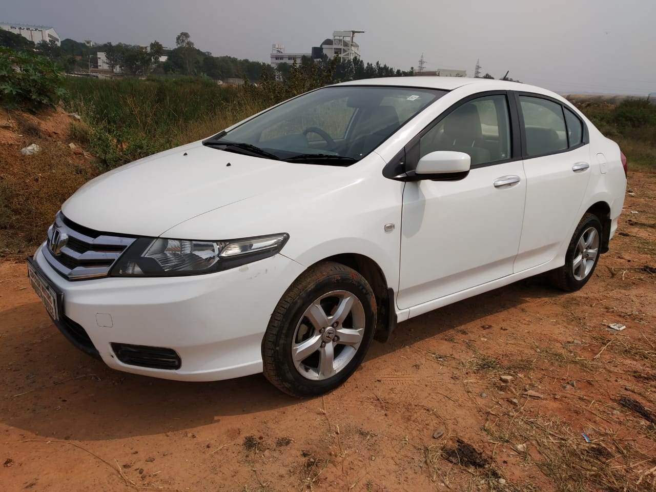 Used Honda City In Bangalore Mahindra First Choice