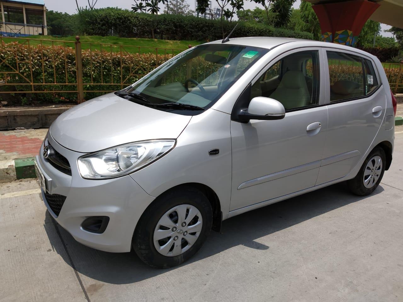 2012 Used Hyundai I10 SPORTZ 1.2 KAPPA2