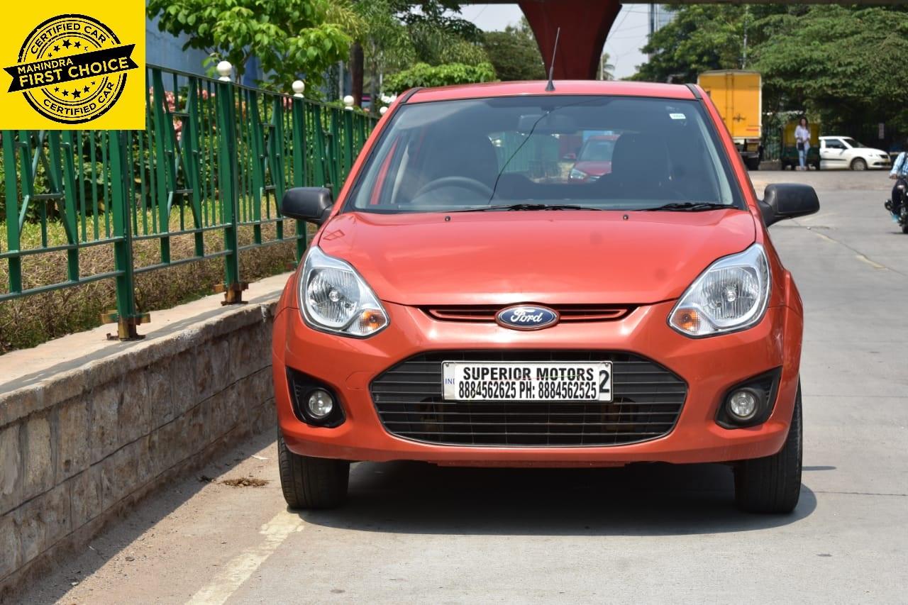 2014 Used Ford Figo EXI DURATEC 1.2