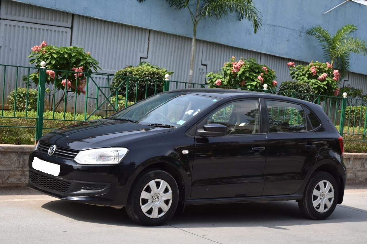 2010 Used VOLKSWAGEN POLO COMFORTLINE 1.2L PETROL