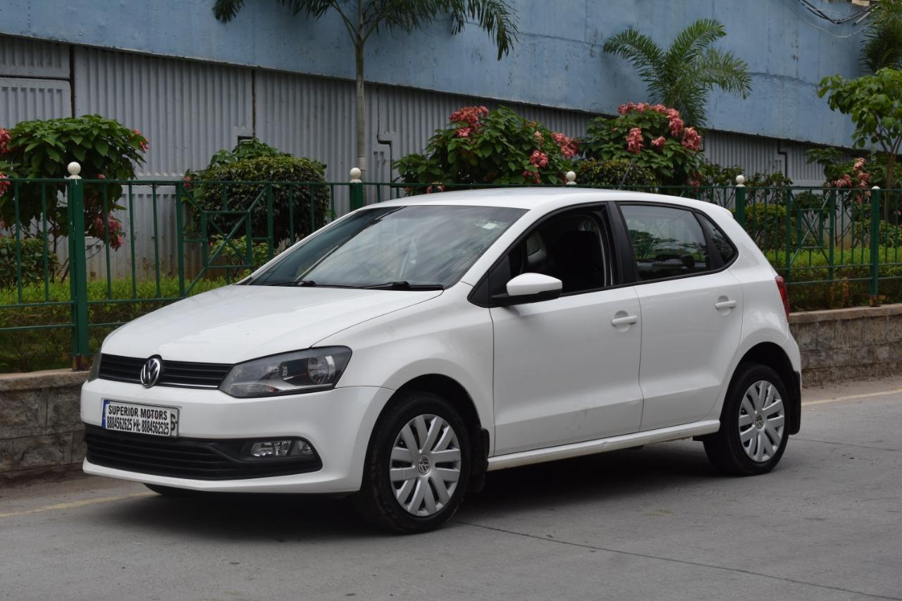 2016 Used Volkswagen Polo COMFORTLINE 1.2L DIESEL