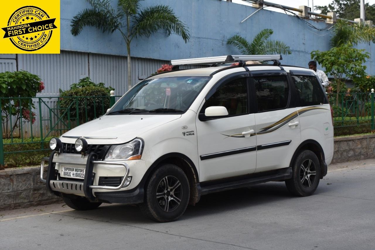 2015 Used MAHINDRA XYLO H8 ABS BS IV