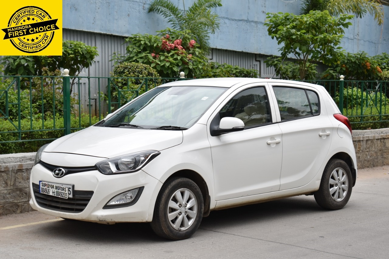 2012 Used HYUNDAI I20 SPORTZ AT 1.4