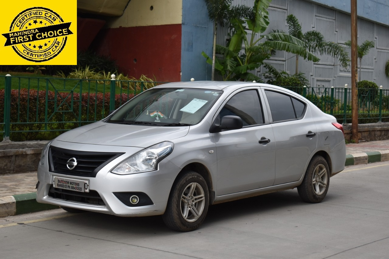 2017 Used NISSAN SUNNY XE