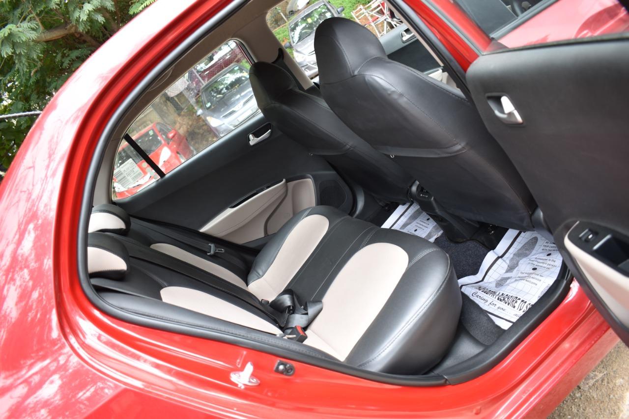 2015 Used Hyundai Xcent 1.2 KAPPA DUAL VTVT 5-SPEED MANUAL S