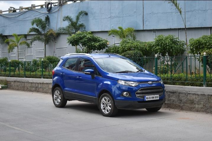 2015 Used Ford Ecosport TITANIUM 1.5 TI VCT
