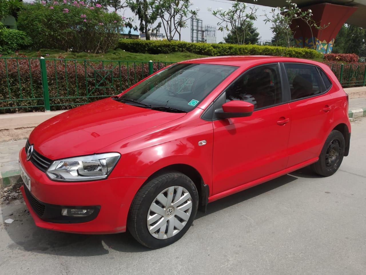 2013 Used Volkswagen Polo COMFORTLINE 1.2L DIESEL