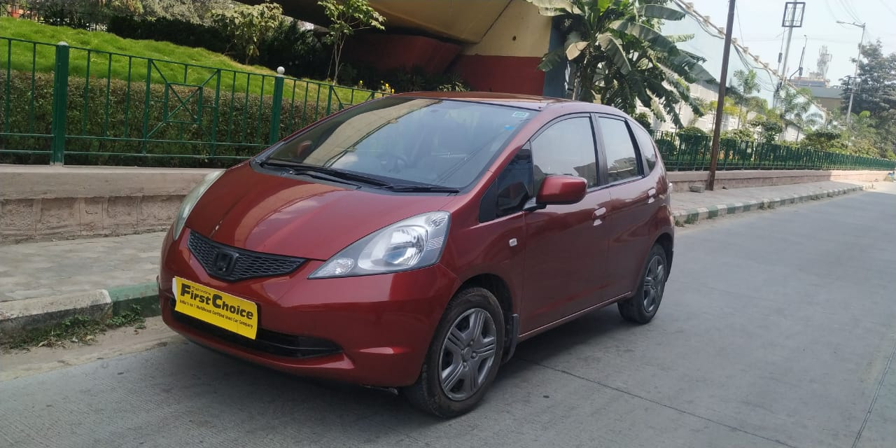 2010 Used Honda Jazz MODE