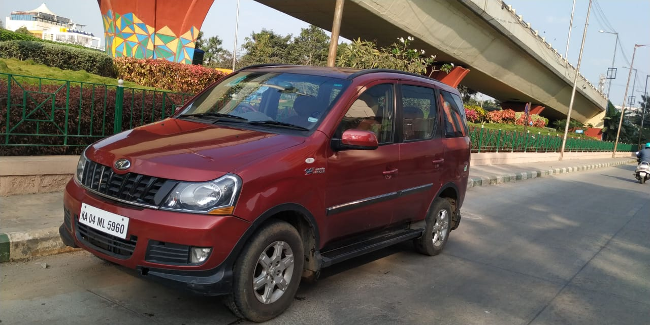 2012 Used Mahindra Xylo E8 ABS AIRBAG BS IV