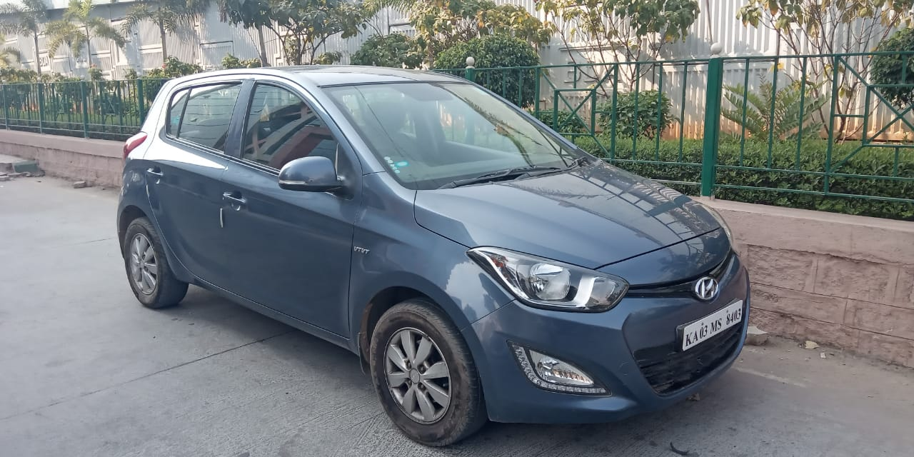 2013 Used Hyundai I20 SPORTZ 1.2 BS IV