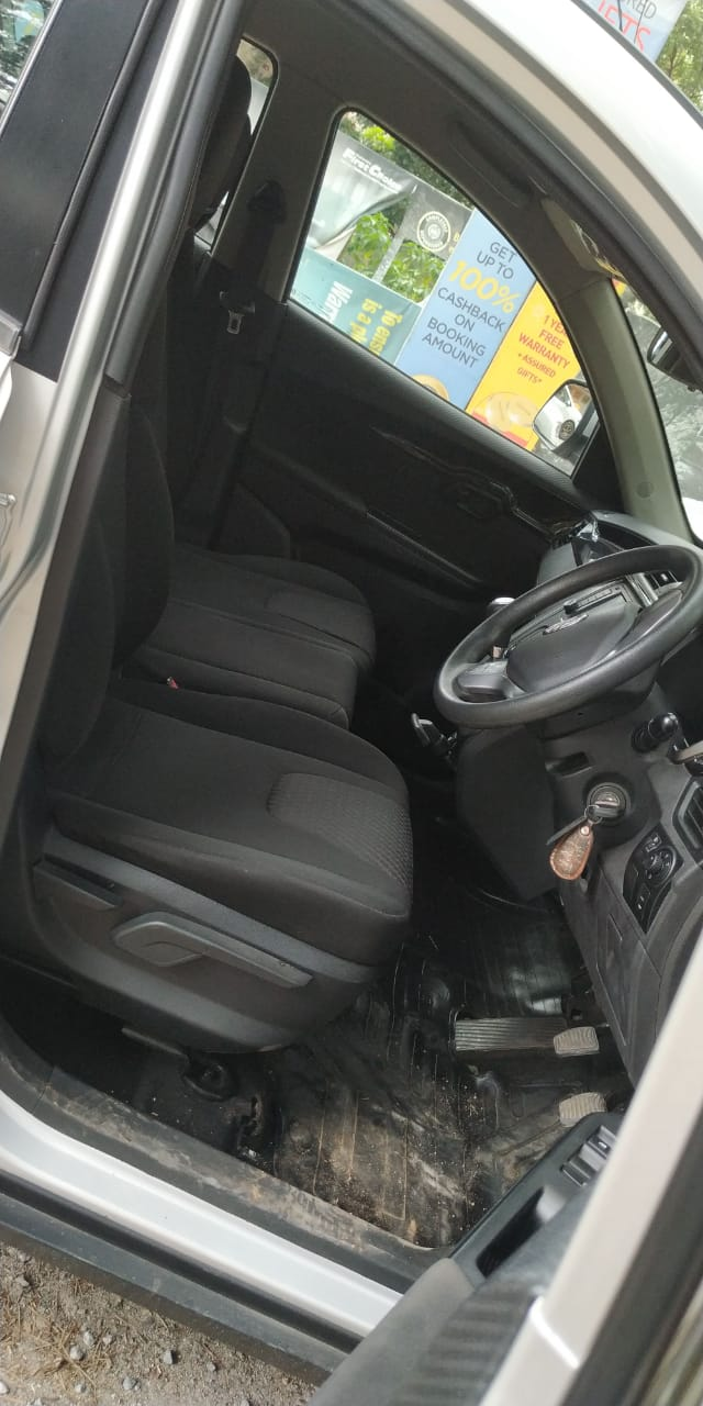 2017 Used MAHINDRA KUV100 NXT K8 5 STR