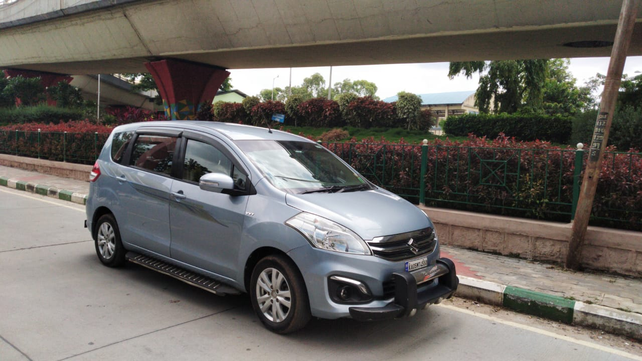 2016 Used Maruti Suzuki Ertiga ZXI PLUS