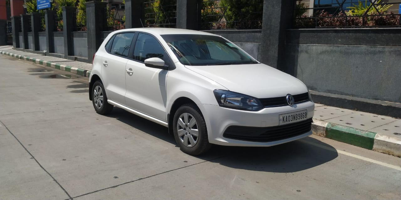 2017 Used VOLKSWAGEN POLO 1.5 TDI TREND LINE