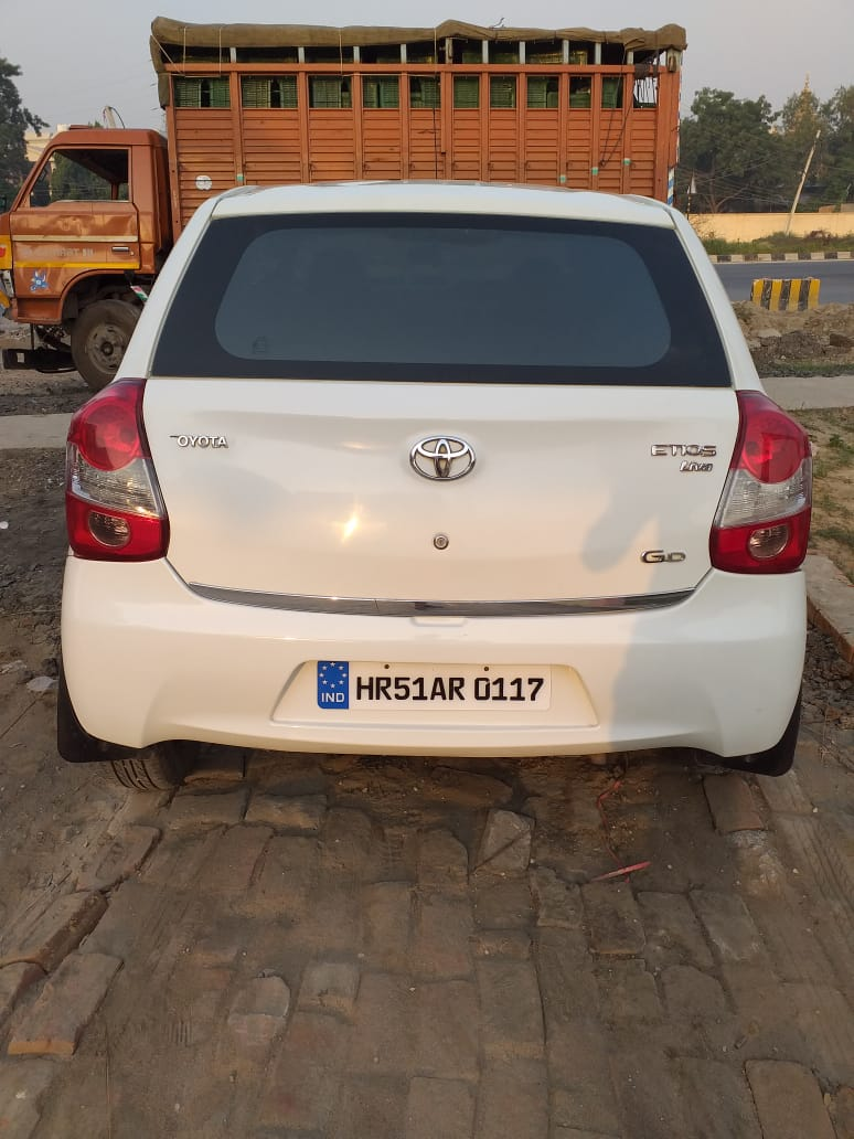 2012 Used Toyota Etios Liva D 4D GD