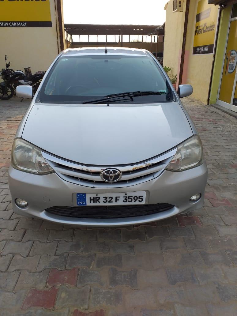 2012 Used Toyota Etios GD