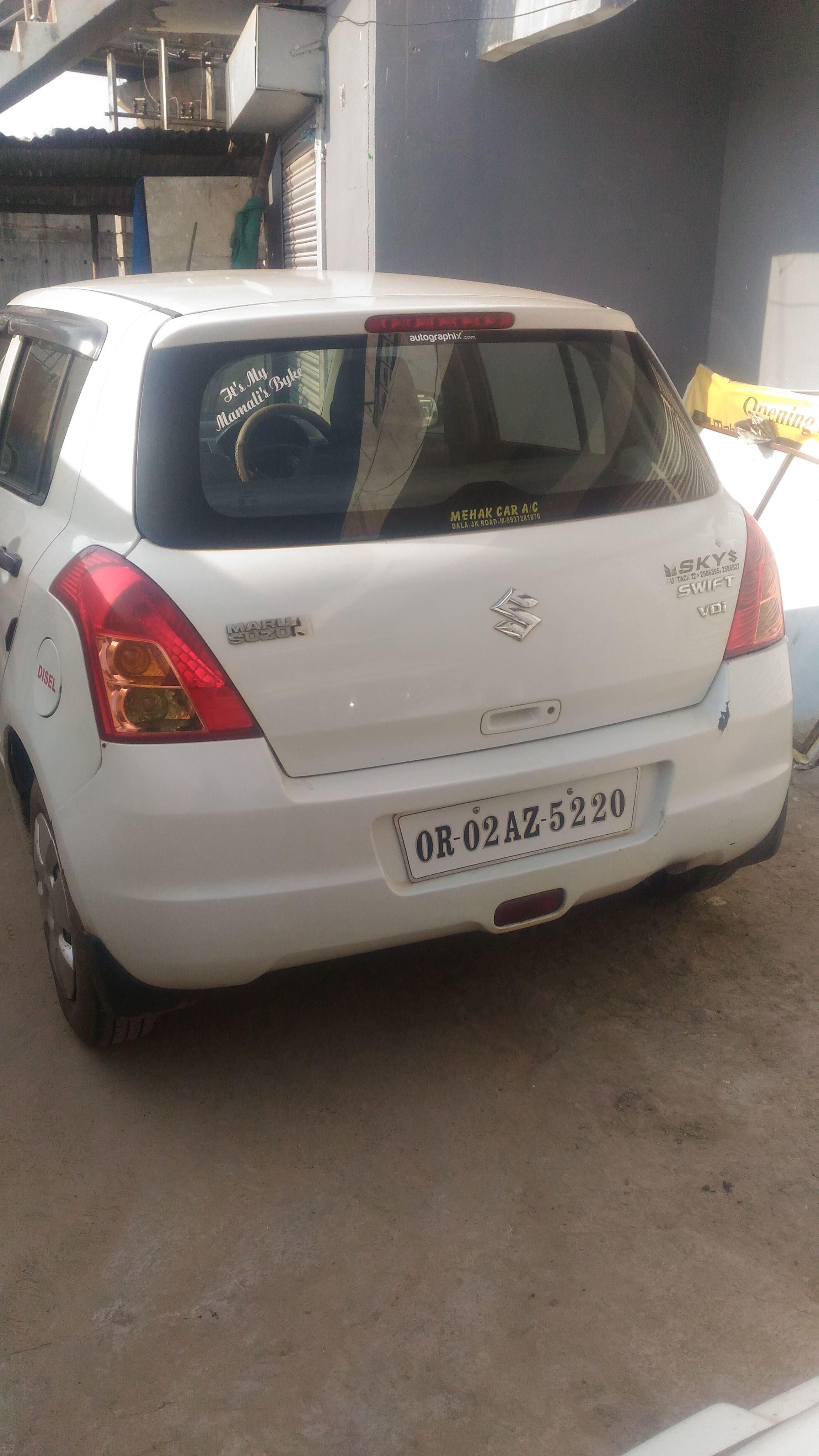 2009 Used Maruti Suzuki Swift VDI