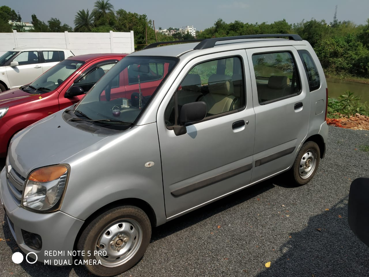2008 Used Maruti Suzuki Wagon R LXI MINOR