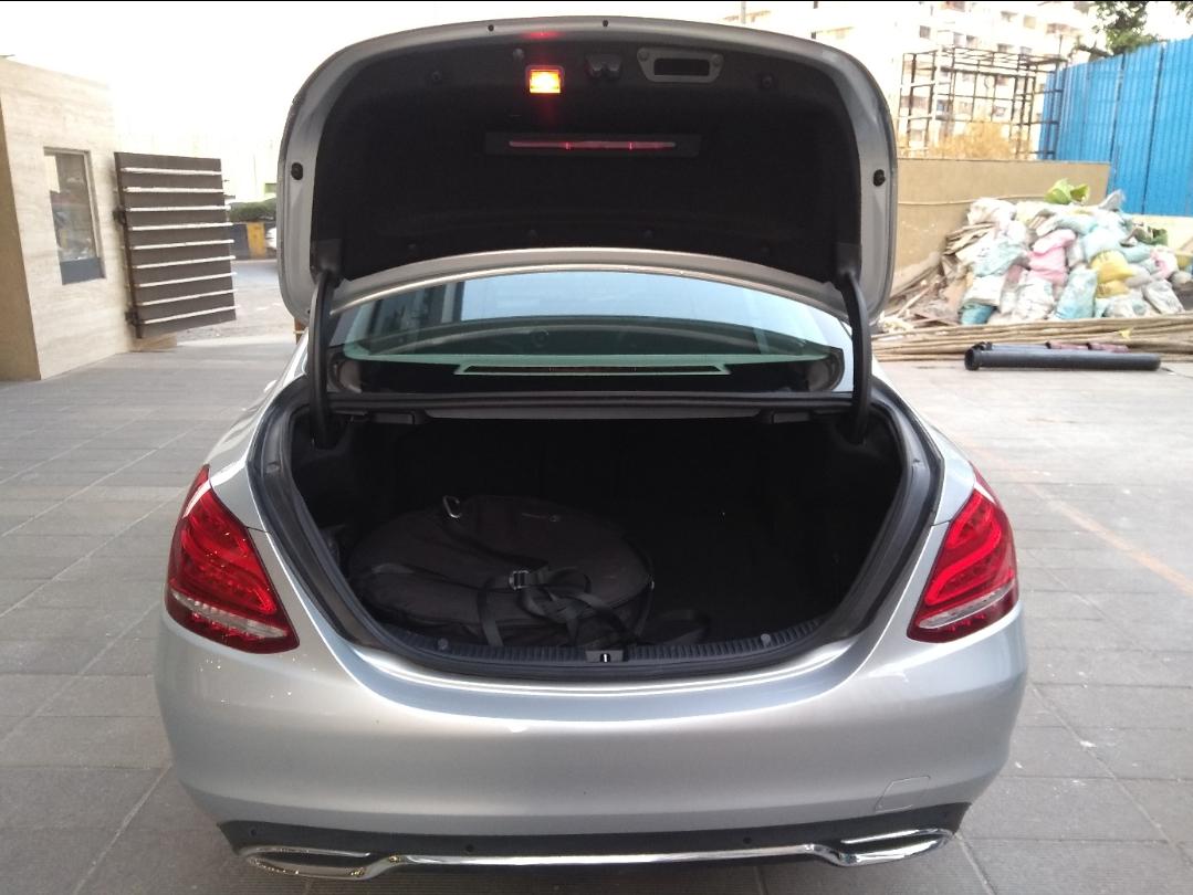 2017 Used Mercedes Benz C Class C 220 CDI AVANTGARDE