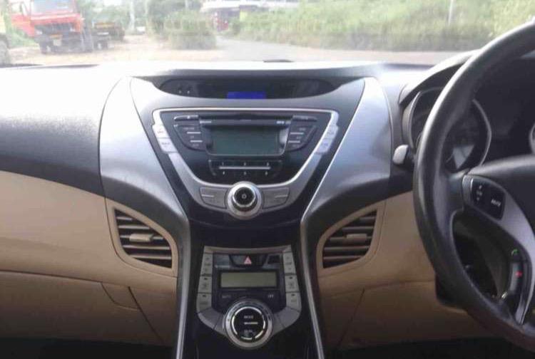 2012 Used Hyundai New Elantra 1.6 BASE