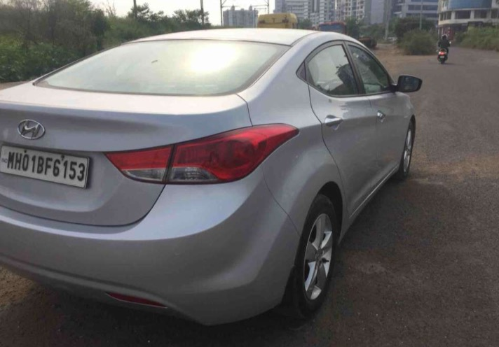 2012 Used HYUNDAI NEW ELANTRA 1.6 BASE