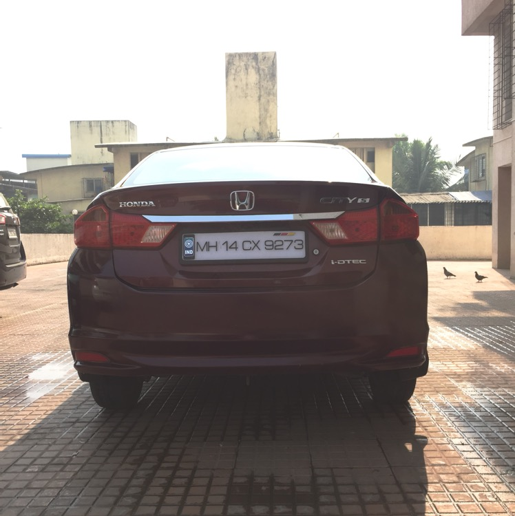 2015 Used HONDA CITY S MT DIESEL