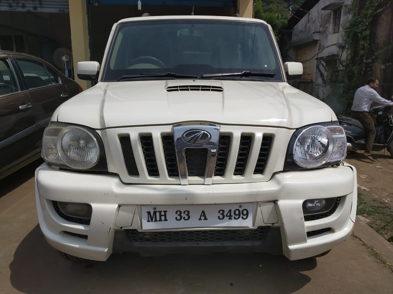 Used Mahindra Scorpio In Nagpur Used Cars In Nagpur Mahindra