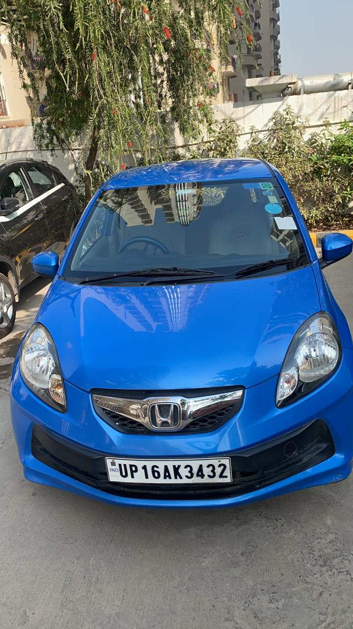 2012 Used HONDA BRIO S MT