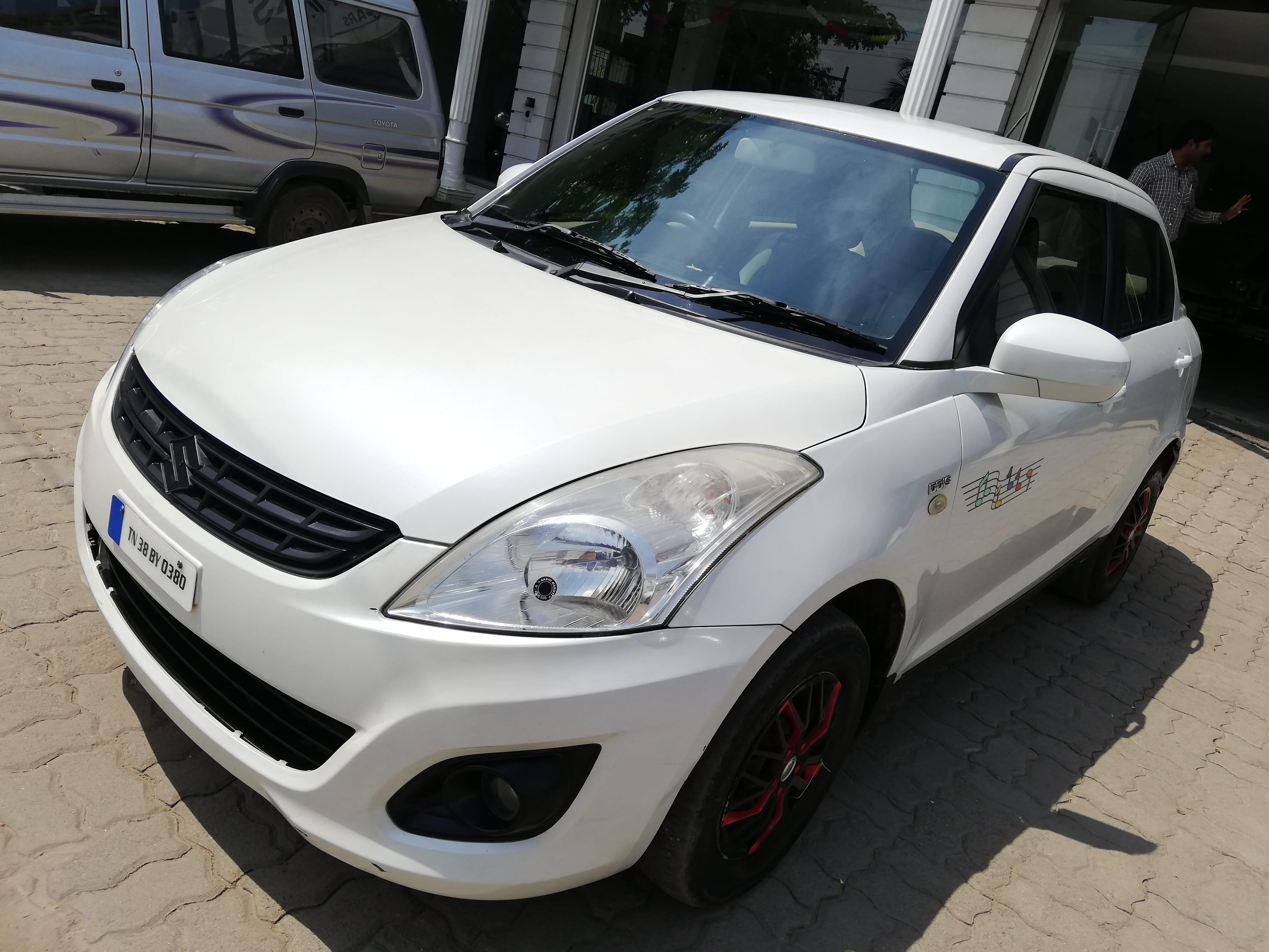 2014 Used Maruti Suzuki Swift Dzire LDI BS IV