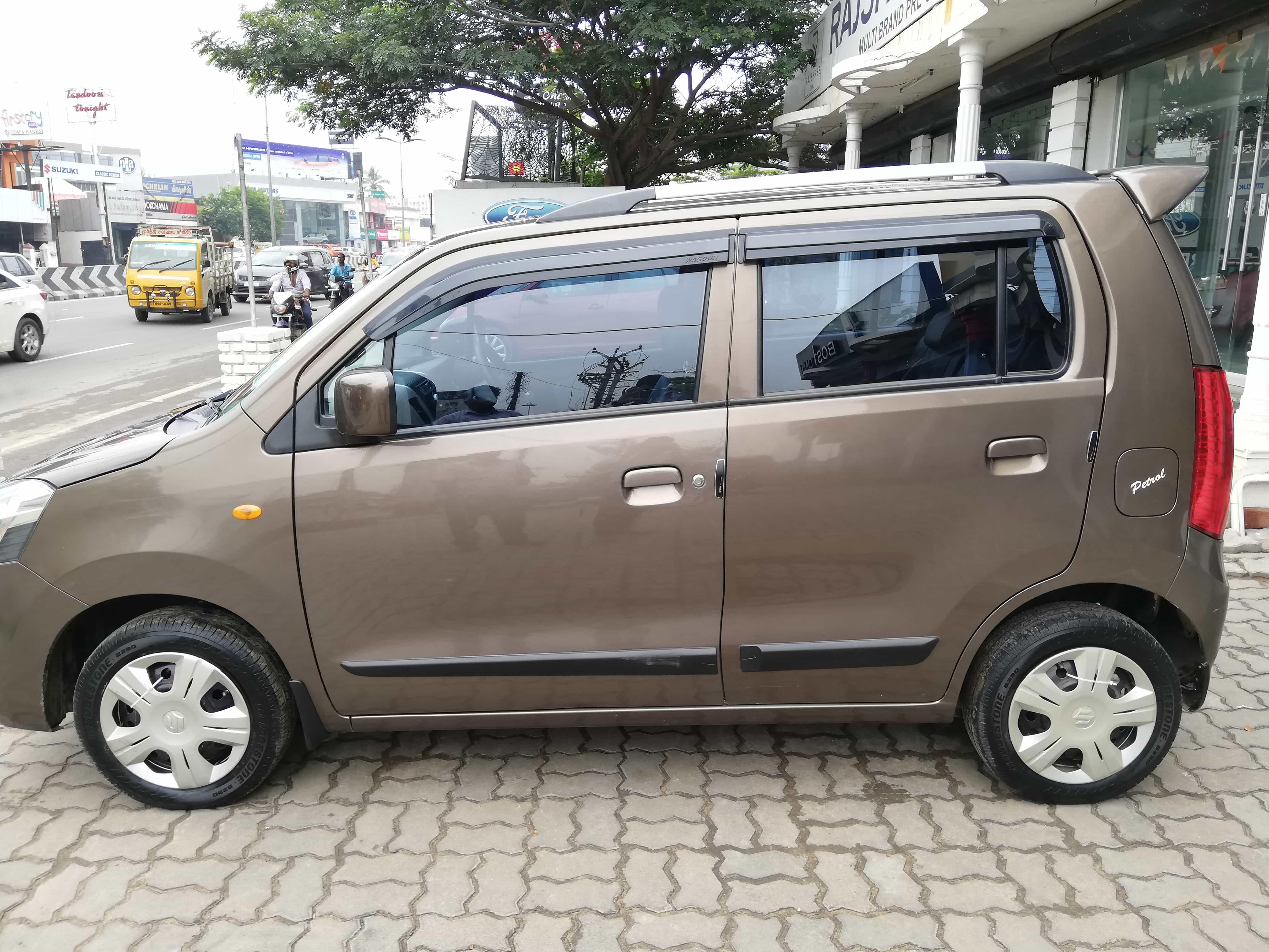 2013 Used Maruti Suzuki Wagon R 1.0 VXI