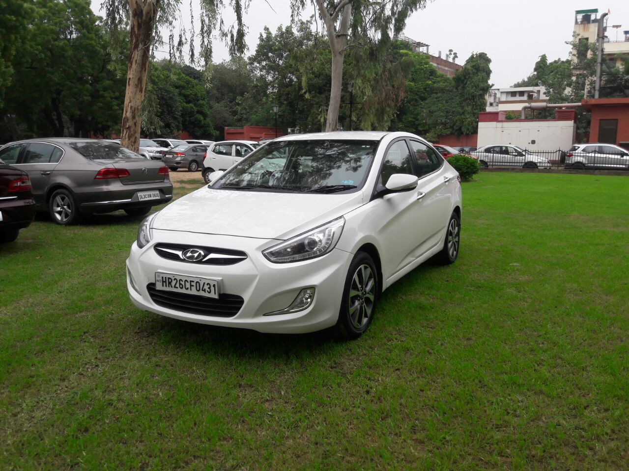 Used Hyundai Verna In Delhi Used Cars In Delhi Mahindra First