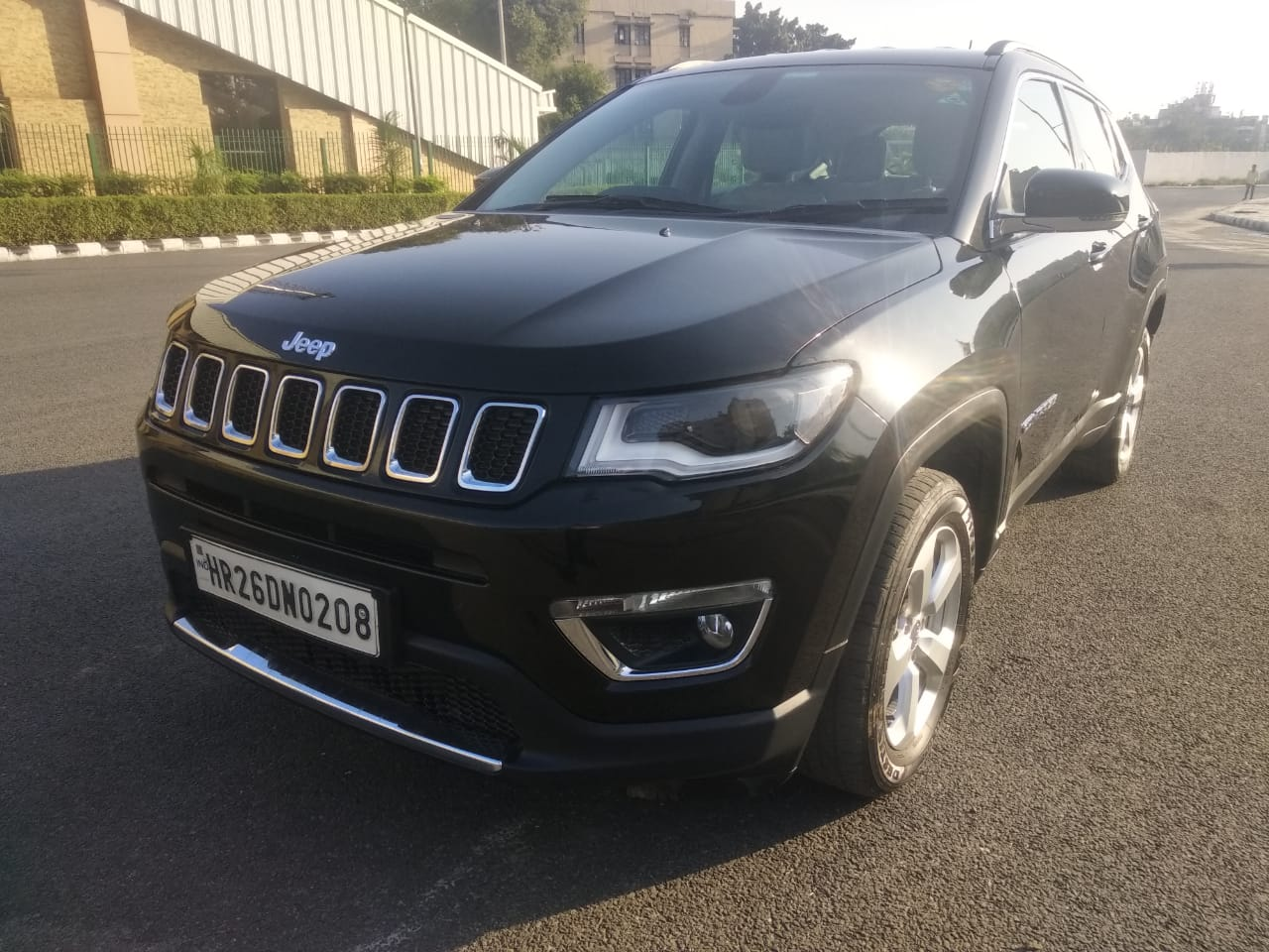 2018 Used JEEP COMPASS LIMITED 1.4 PETROL AT