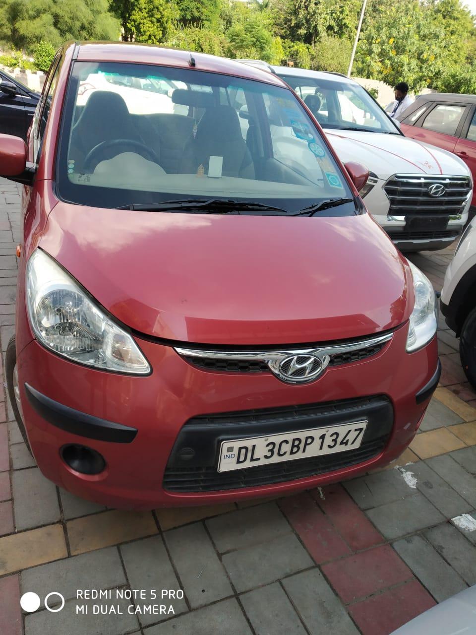 2012 Used Hyundai I10 MAGNA 1.1 IRDE2