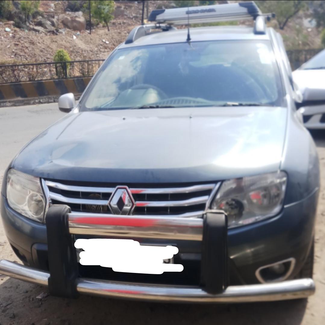 2012 Used Renault Duster RXZ DIESEL 110