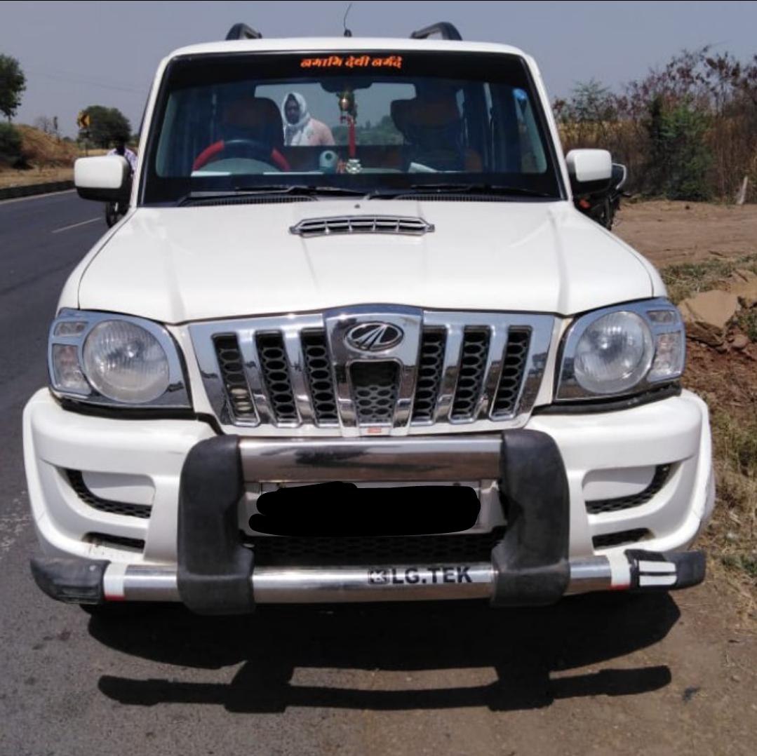 2012 Used Mahindra Scorpio(2009-2014) EX