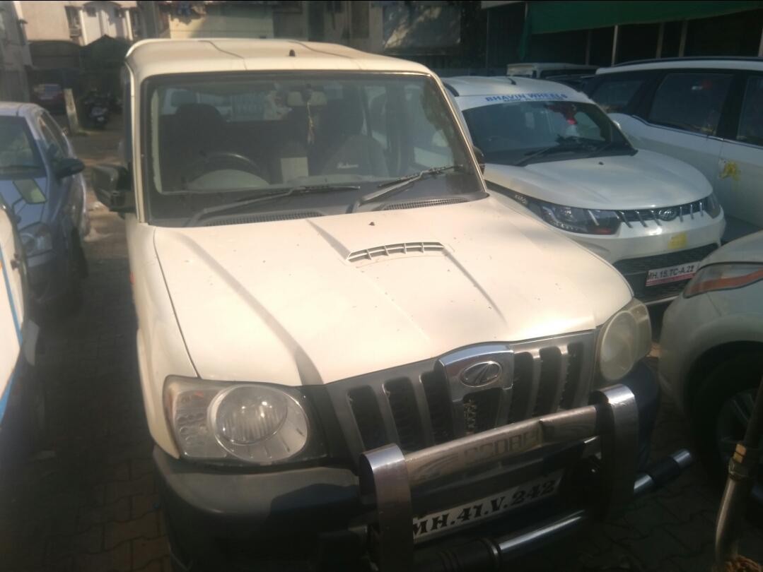 2011 Used Mahindra Scorpio M2DI