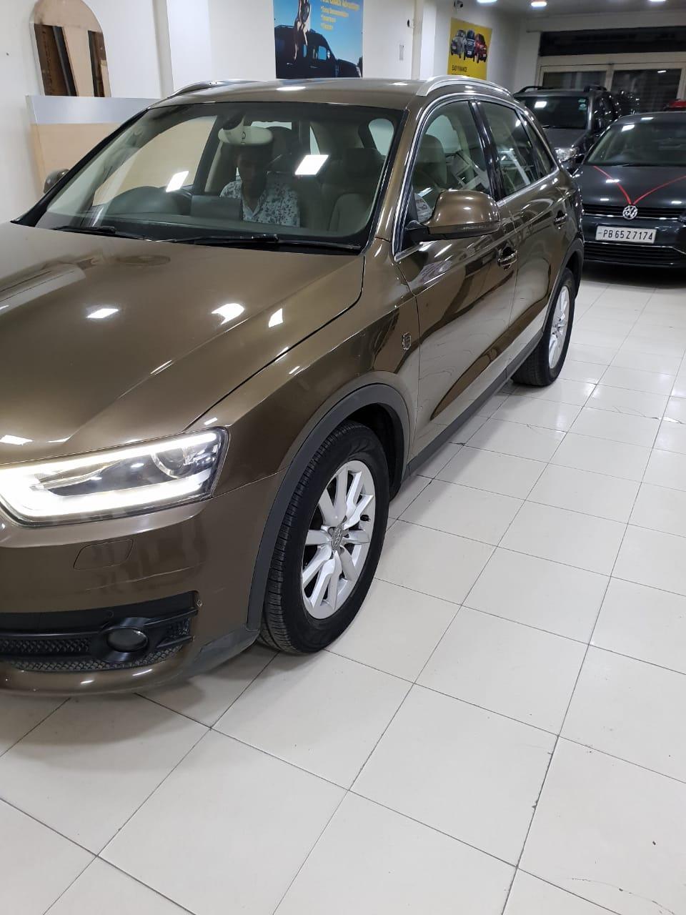 2013 Used Audi Q3 2.0 TDI PREMIUM PLUS