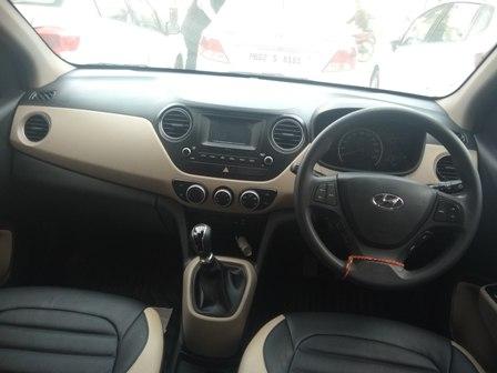 2017 Used Hyundai Grand I10 SPORTZ U2 1.2 CRDI