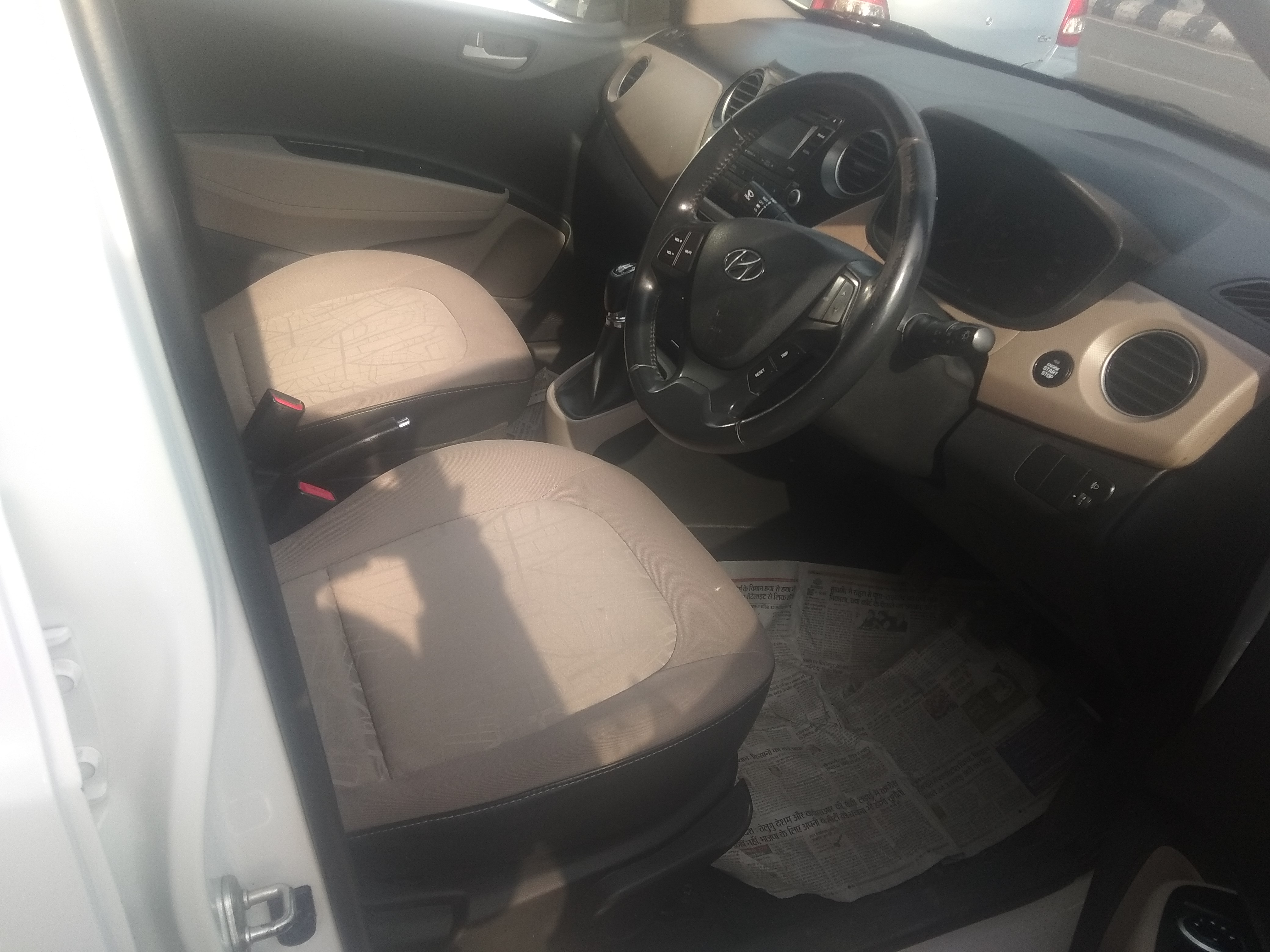 Hyundai Xcent Sx 1 2 Mahindra First Choice