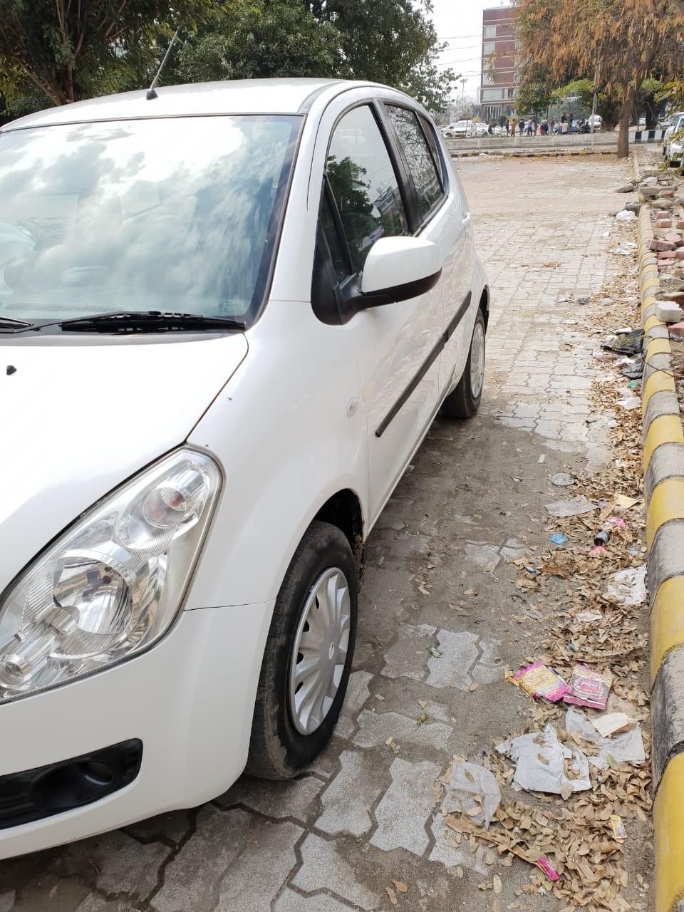2010 Used Maruti Suzuki Ritz VXI BS IV