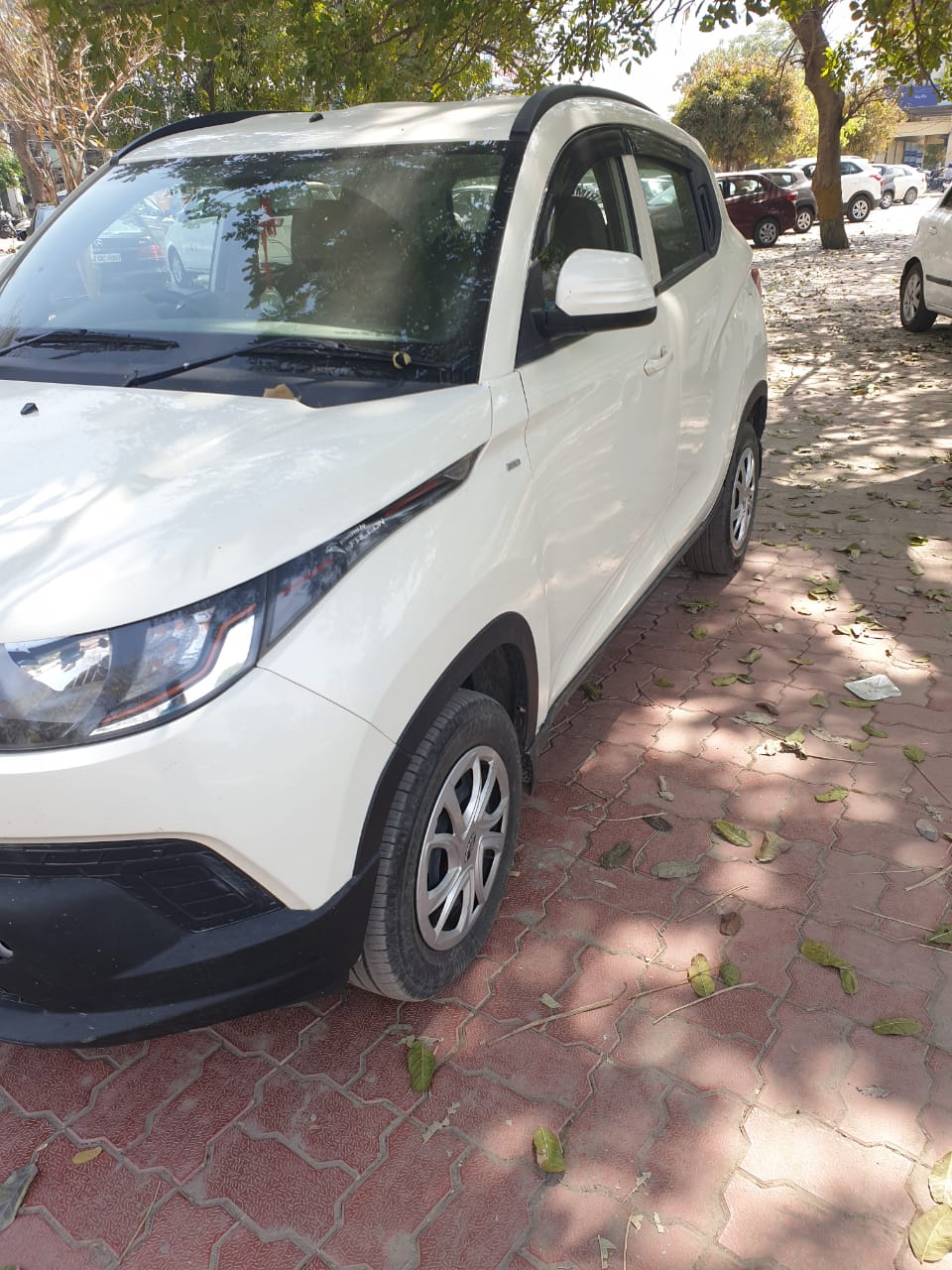 2016 Used Mahindra Kuv100 K4 6 SEATER PETROL