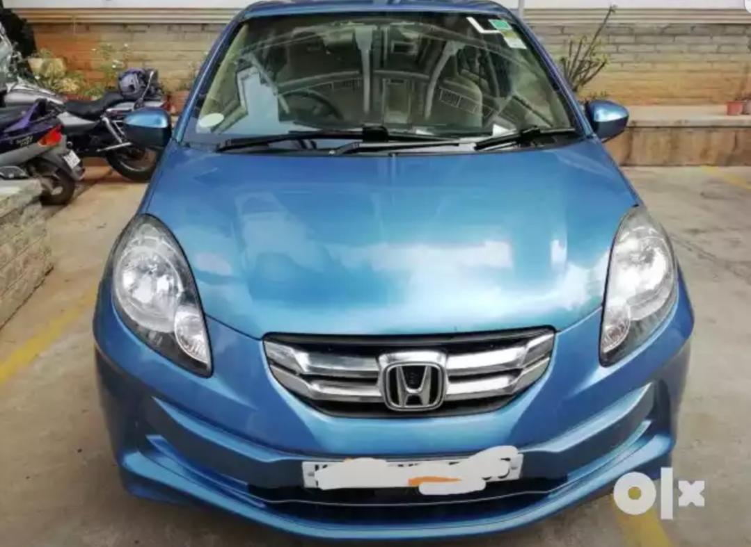2013 Used Honda Amaze 1.2 SAT I VTEC