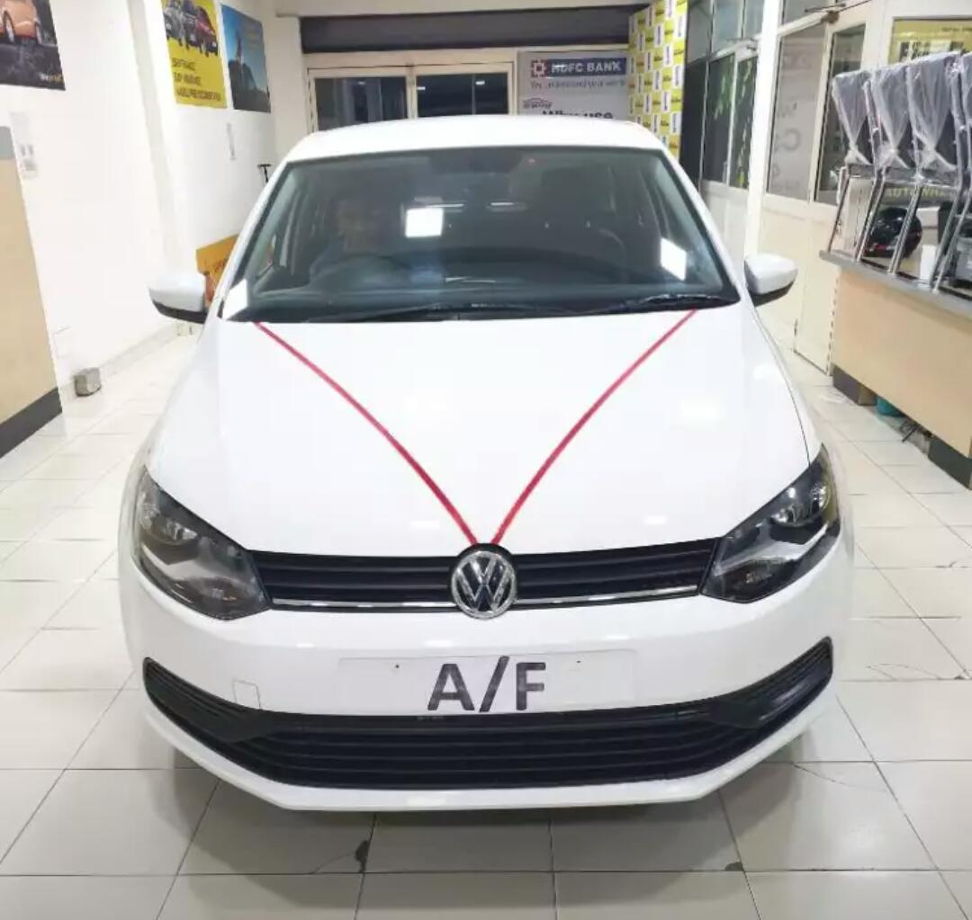 2018 Used Volkswagen Polo 1.5 TDI TREND LINE