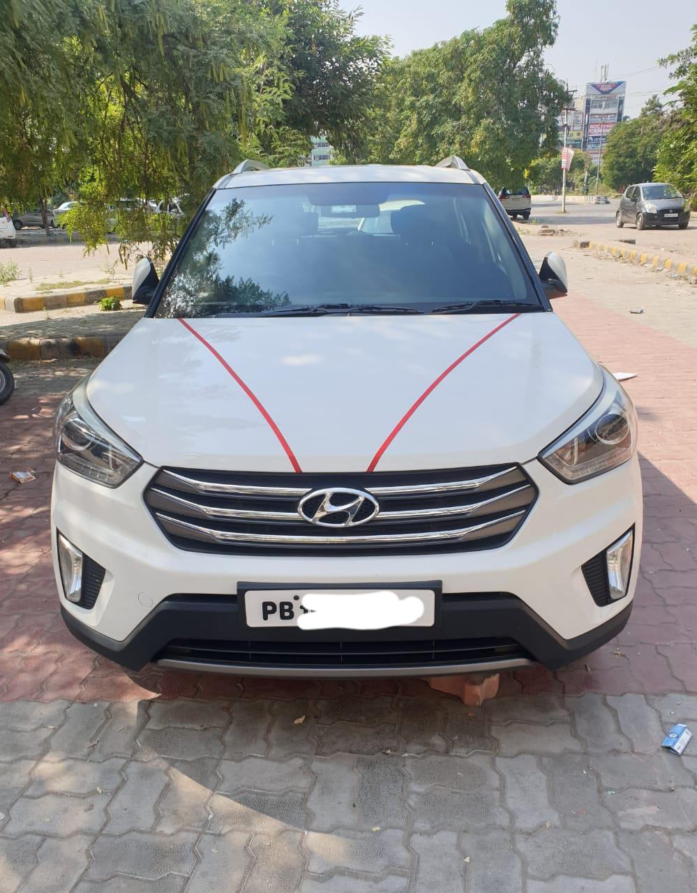 2015 Used Hyundai Creta 1.6 VTVT SX PLUS