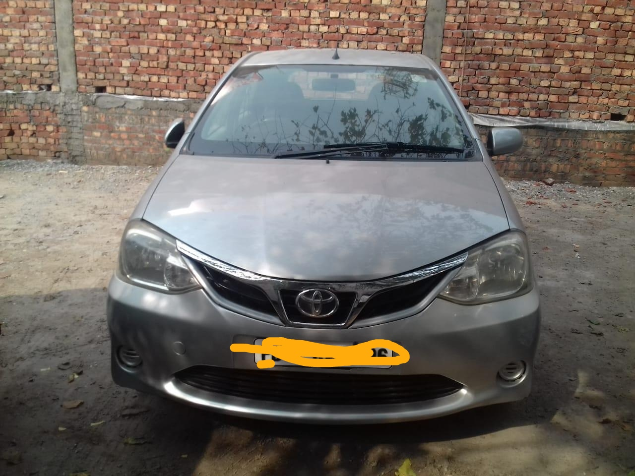 2013 Used TOYOTA ETIOS LIVA GD SP