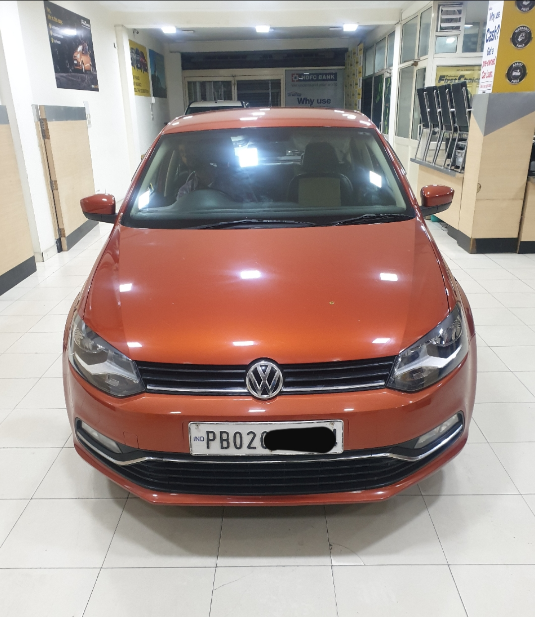 2014 Used VOLKSWAGEN POLO HIGHLINE 1.6L PETROL