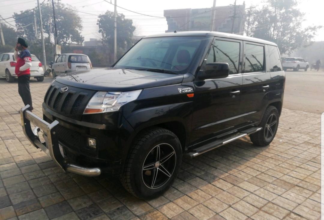 2015 Used Mahindra Tuv 300 T6