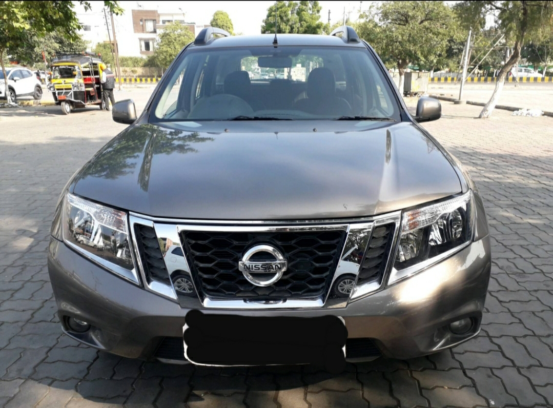 2014 Used Nissan Terrano XL D PLUS