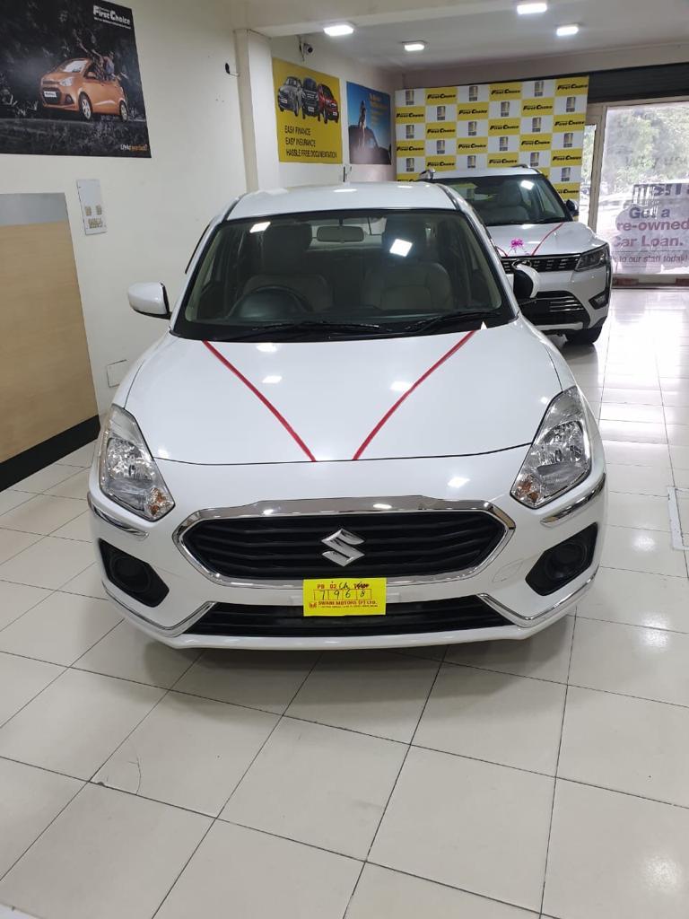 2017 Used Maruti Suzuki Dzire VXI AMT