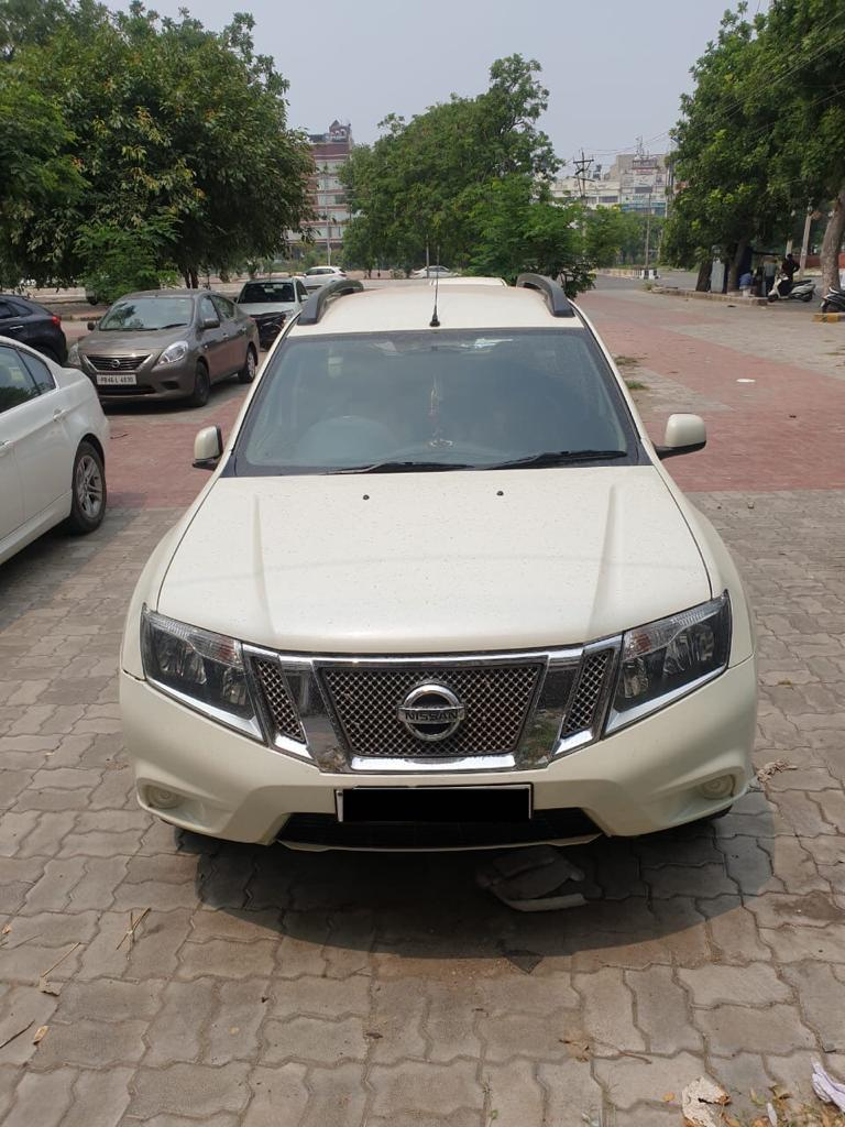 2015 Used Nissan Terrano XE D